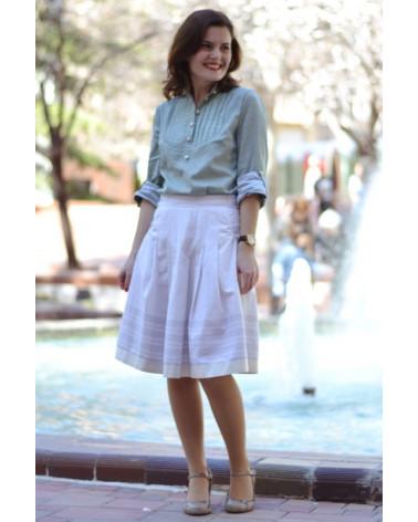 Carme blouse PDF Pattern