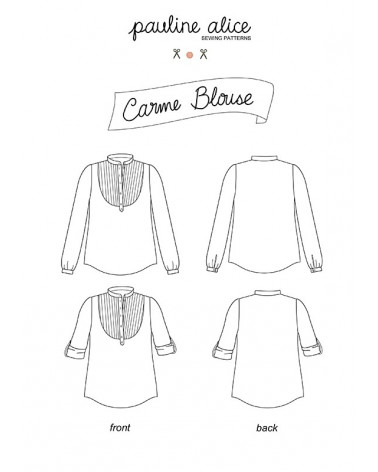 blusa Carme
