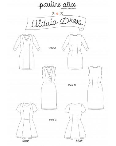 vestido Aldaia
