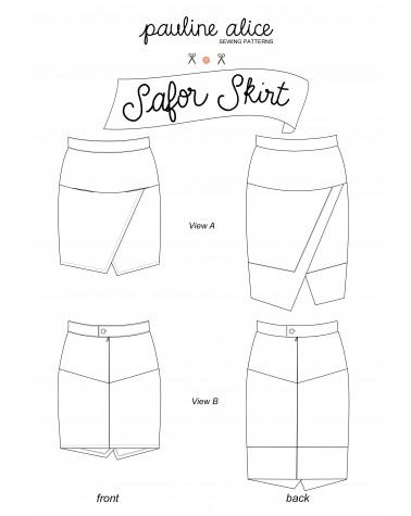 jupe Safor PDF Pattern