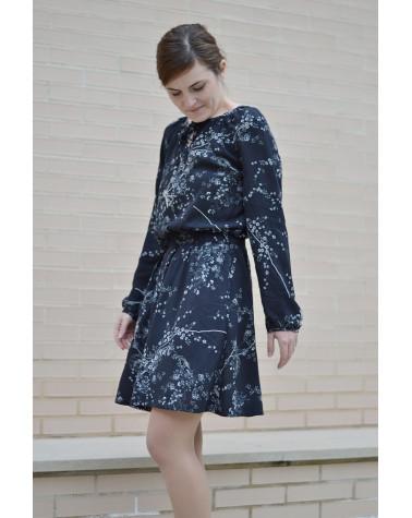 robe Eliana PDF Pattern