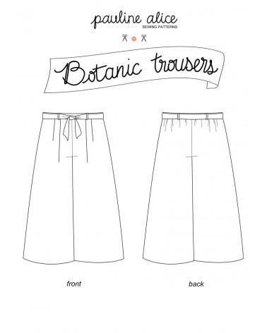pantalón Botanic PDF Pattern