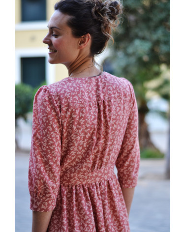Lliria dress PDF Pattern