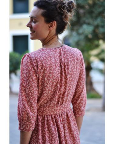 robe Lliria PDF Pattern