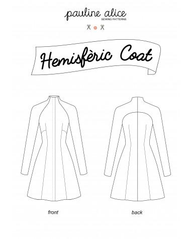 abrigo Hemisfèric PDF Pattern