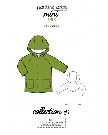 Manteau, Collection Mini