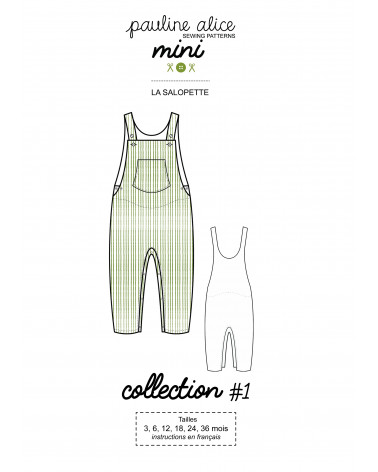 Overall, Collection Mini