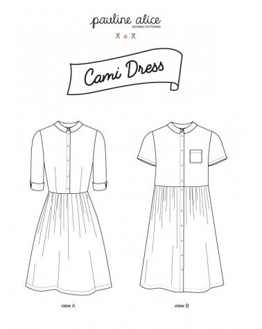 Camí dress PDF Pattern