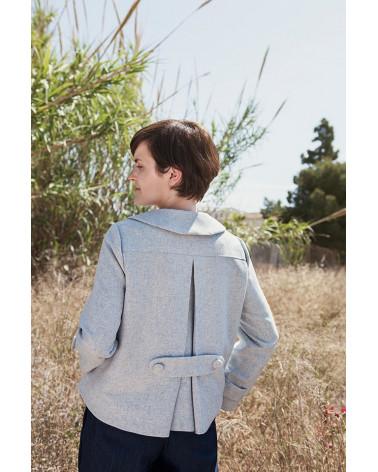 Ninot jacket PDF Pattern