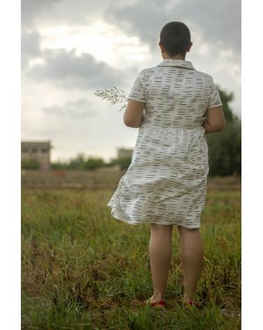 Vestido Camí PDF Pattern