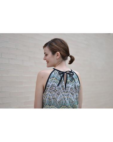 Eliana dress PDF Pattern