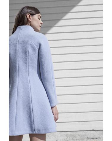 Hemisfèric coat PDF Pattern