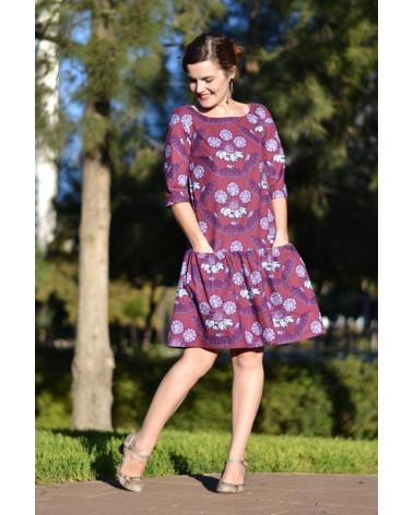 Malvarosa dress