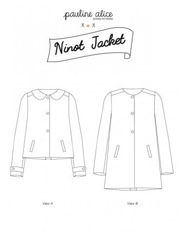 veste Ninot PDF Pattern