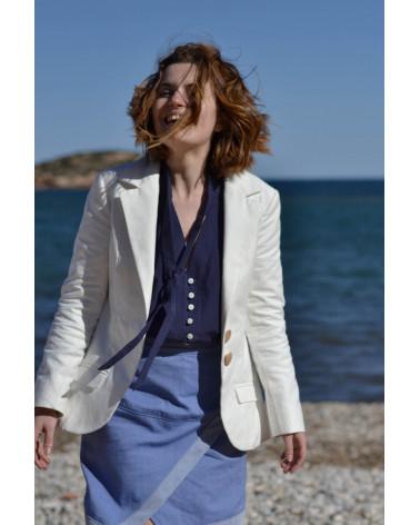 chaqueta Saler PDF Pattern