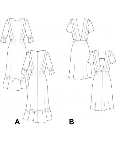 Sedavi Dress