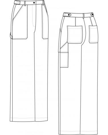 Pantalon Albors (revendeurs)